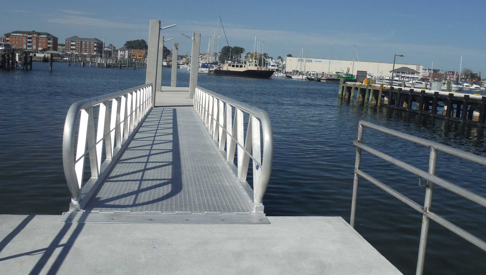 Replacement of Boat Ramp West of Pier 34 (5)