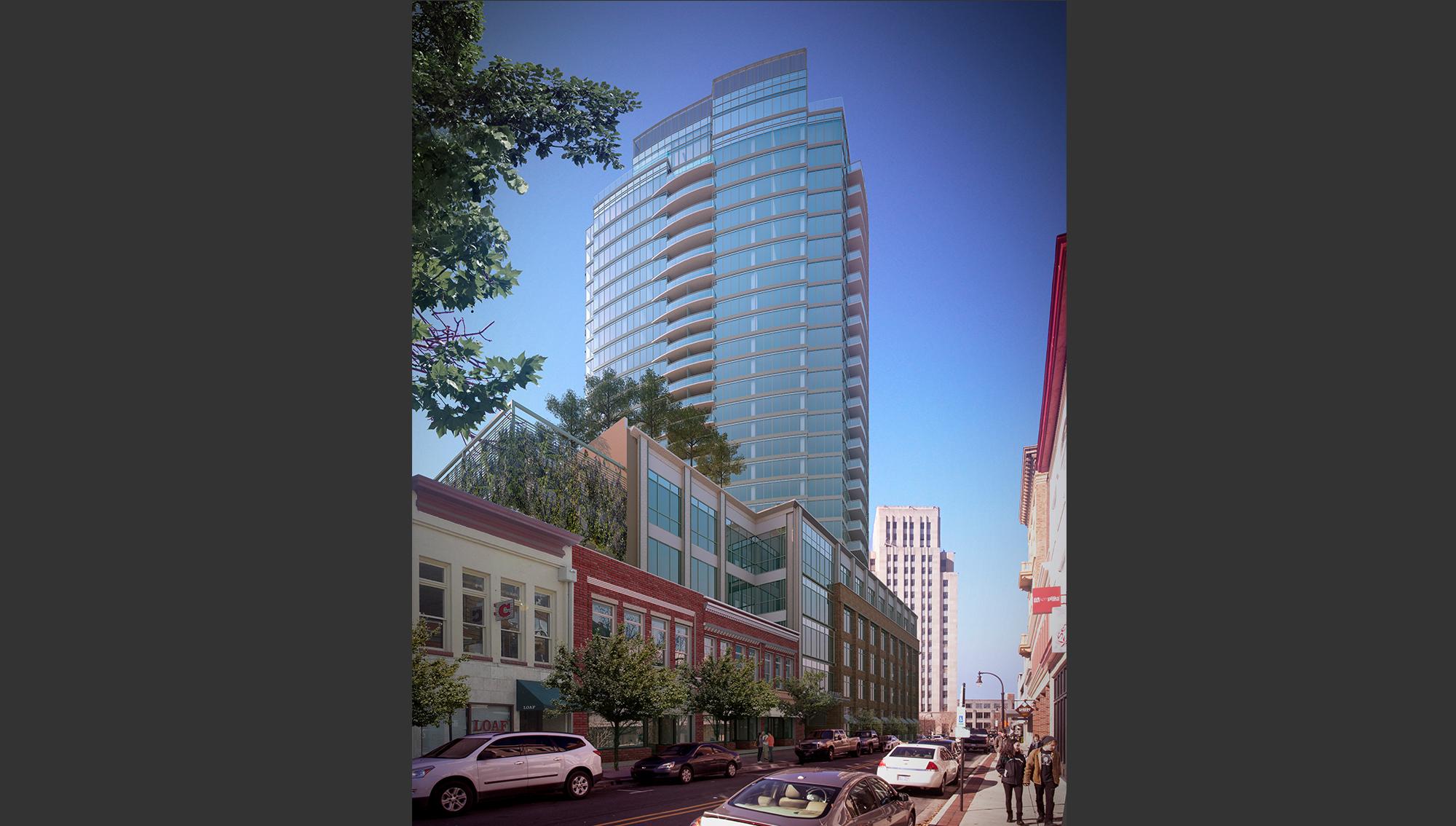 One City Center Durham Speight Marshall Francis