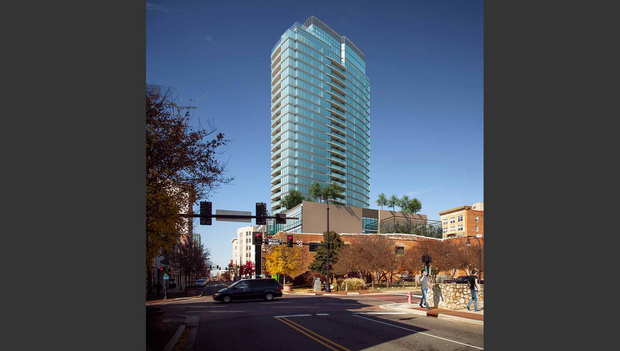 One City Center in Durham, NC 3