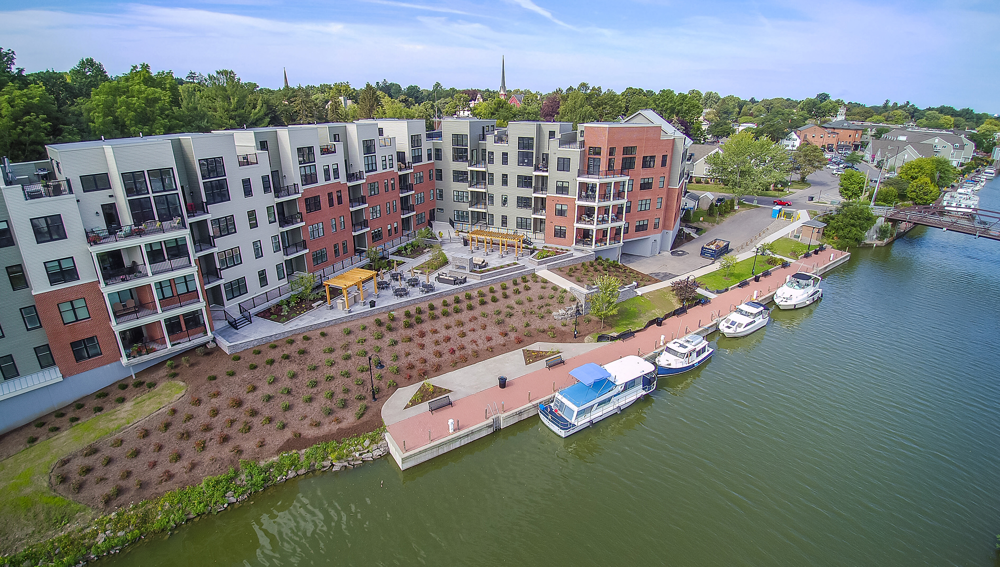 Residences at Canalside 1