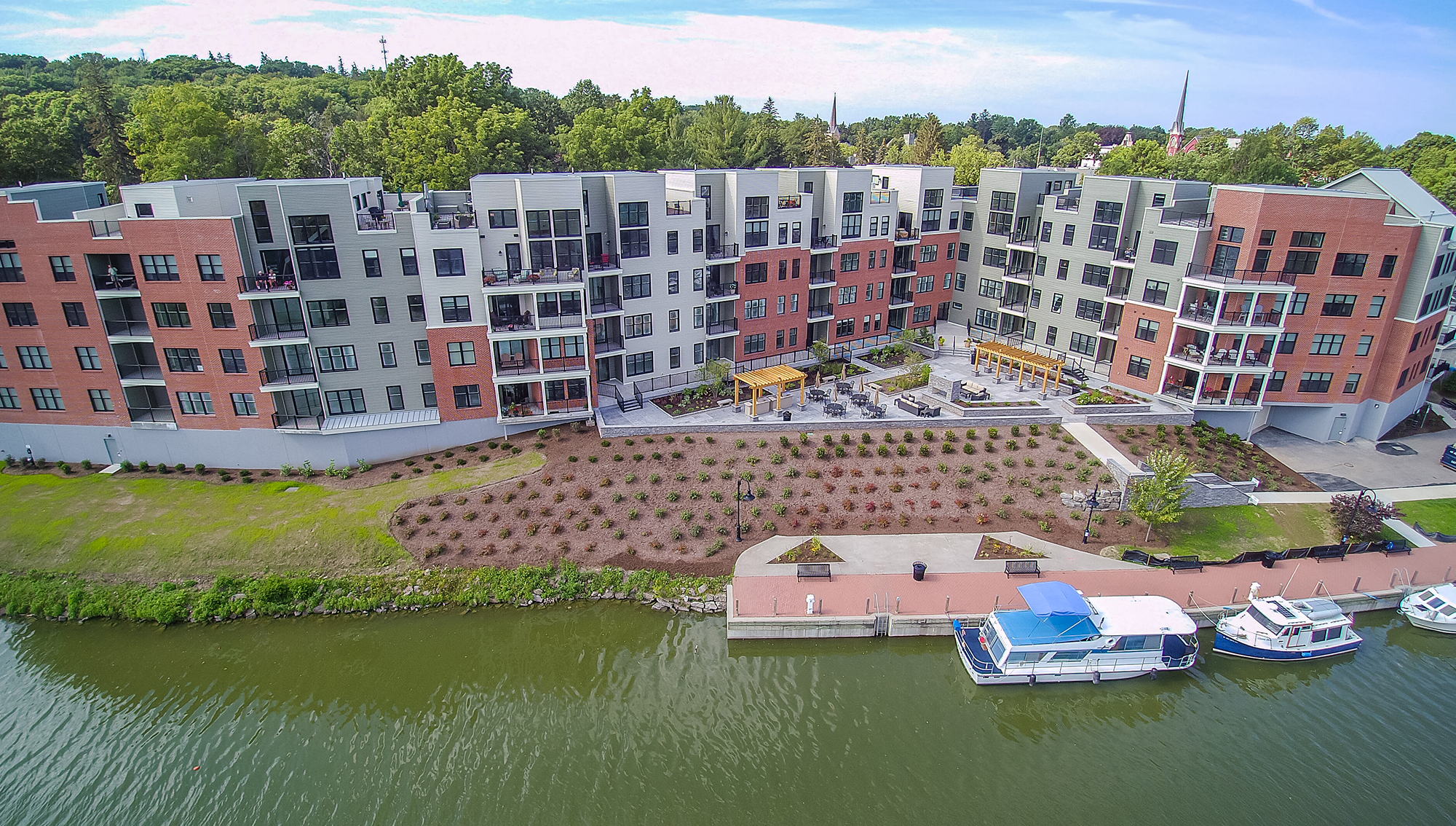 Residences at Canalside 2